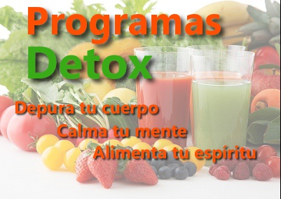 Programas Detox en la Castieira